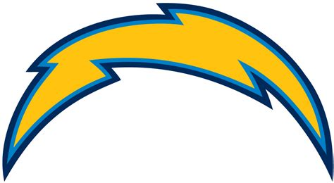san diego chargers primary logo national football league nfl chris creamer s sports logos