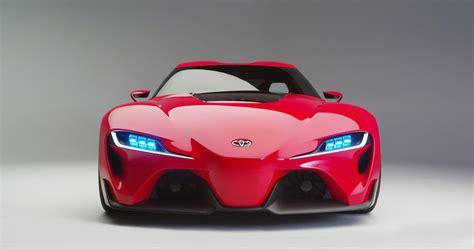 Toyota Ft1 Concept Toyota Ft 1 Concept Namasce Motoryzacyjny
