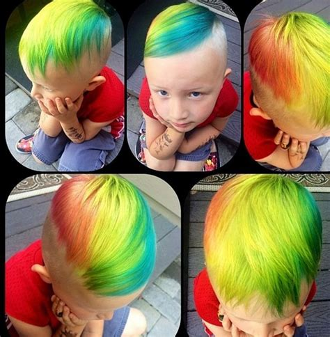 ideas to dye boys hairstyles new 2016 men s hairstyle trend crazy hair coloring