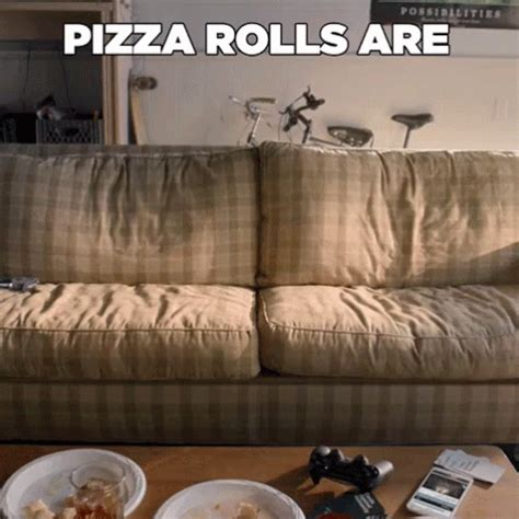 fuck yo couch gif sofa king tasty gif couch high pizzarolls discover