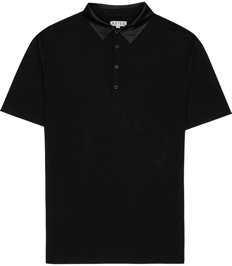 Collar Shirt the gallery for gt black collar t shirts for