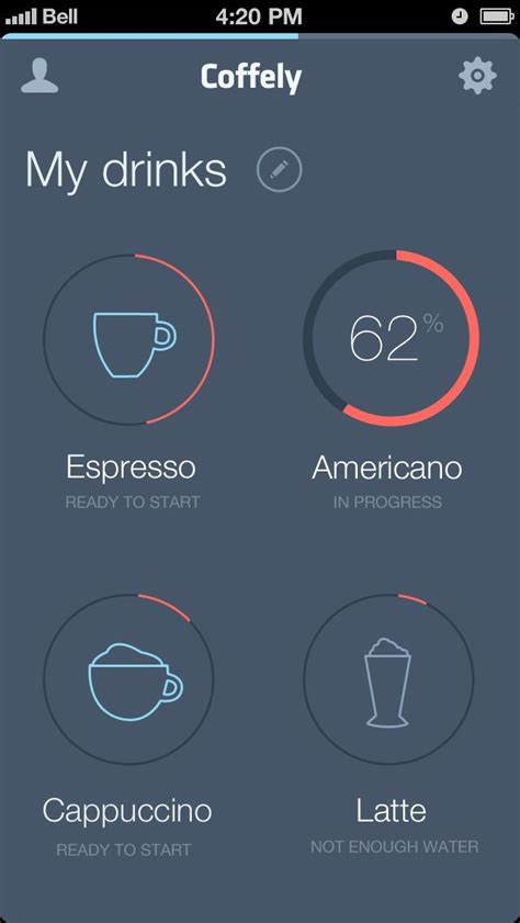 best user interfaces 25 best ideas about user interface on ui