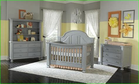 Nursery Furniture Sets Grey Thenurseries Gray Nursery Furniture Sets