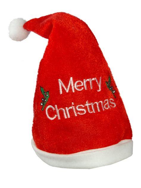 babies merry christmas santa hat ho ho ho bib 2 peice