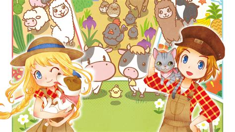 Kaset Nintendo 3ds Story Of Seasons Trio Of Towns story of seasons trio of towns 3ds torrents juegos