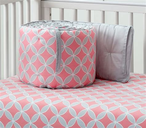 Soho Crib Bedding Set Soho Nursery Bedding Pottery Barn