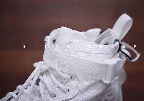 Nike Sf Af 1 Mid White nike sf af1 mid white release date sneaker bar detroit