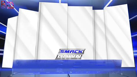 smackdown live match card template smackdown template gallery