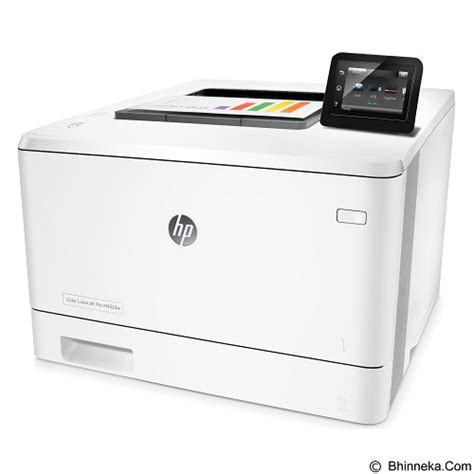 Printer Hp Laser Murah jual hp laserjet pro 400 color m452dn cf389a printer