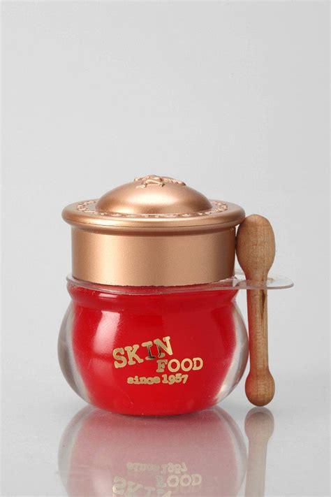 Skinfood Honey Rich Balm 12 Gr skinfood honey pot lip balm 12 asian products makeup and makeup