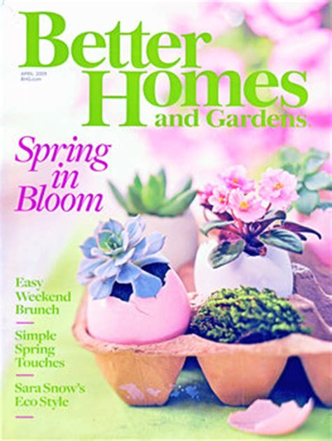 free better homes and gardens subscription southern savers