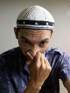 tutorial peci rajut hand crocheted muslim cotton mens african style skull cap