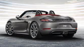 Picture Of Porsche 2017 Porsche 718 Boxster Picture 663469 Car Review