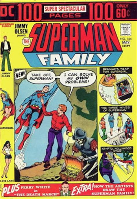Family 01 Superman steve does comics superman comics i owned part