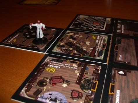 betrayal at house on the hill rules betrayal at house on the hill review co op board games