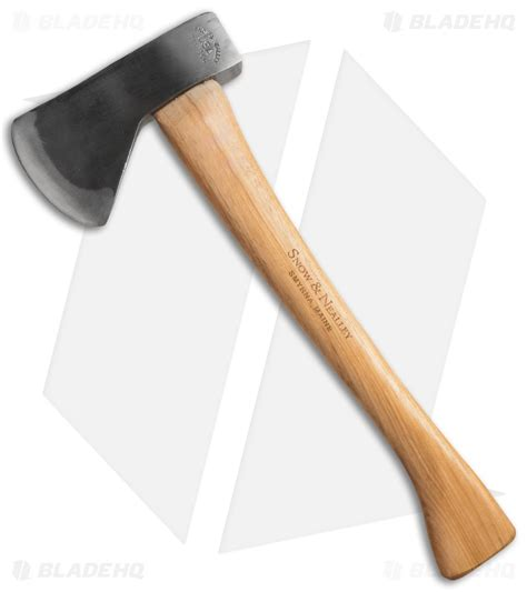 snow and nealley penobscot bay kindling axe snow nealley 18 quot penobscot bay kindling axe blade hq