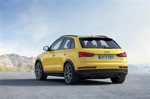 audi q3 updated for europe with s line competition trim