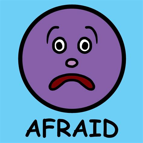 clipart emotions clip art child scared of ghosts color halloween