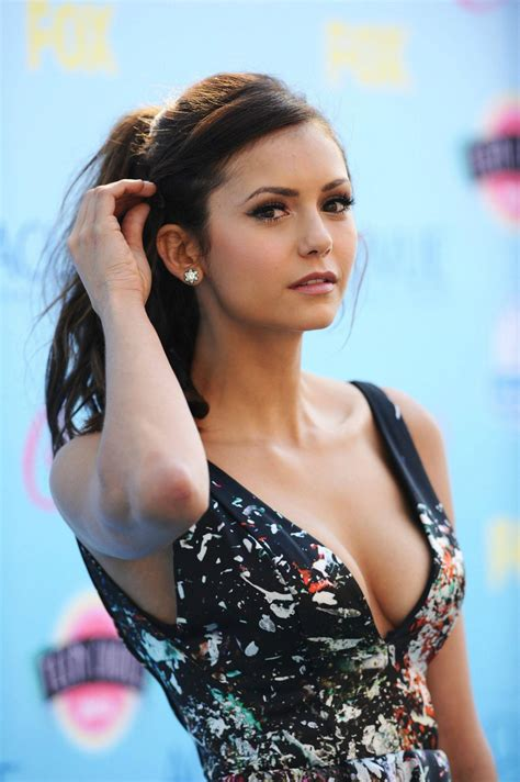 nina dobrev on juicing working out amp healthy snacks