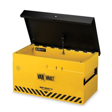 vault 2 commercial vehicle storage boxes