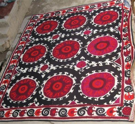 uzbek embroidery antique collectors online antique uzbek suzani embroidery samarkand 1900