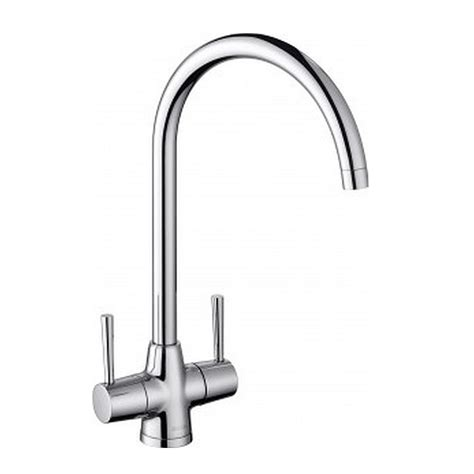 Villeroy And Boch Kitchen Sinks - blanco max twin lever kitchen tap
