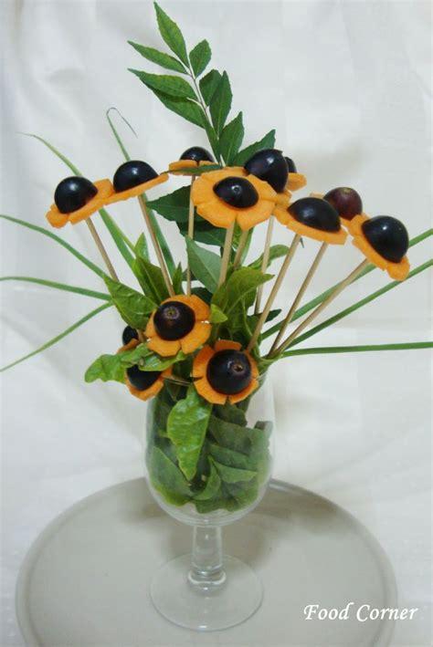 best flower food 17 best garnishing ideas on strawberry roses