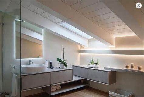 illuminare bagno illuminare un bagno cieco con strisce e faretti a led