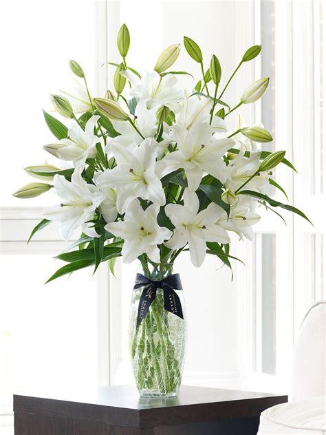 luxury white vase