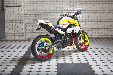 Motorrad Stunt Show 2015 by Bmw Concept Stunt G310 First Of The Tvs Bmw Machines