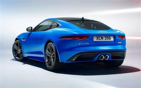 Car Types Sedan Coupe by Jaguar F Type S Coupe Design Edition 2016