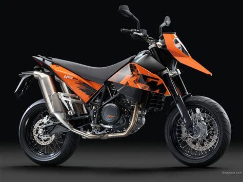 Ktm 690 R Supermoto Ktm 690 Sm 2007 Bike Dreams