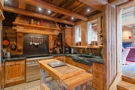 Cuisine Style Chalet Montagne by D 233 Coration Int 233 Rieur Chalet Montagne 50 Id 233 Es Inspirantes
