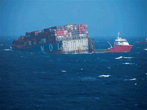 mv mol comfort mol comfort s stern sinks in 4 000 meters of water photos