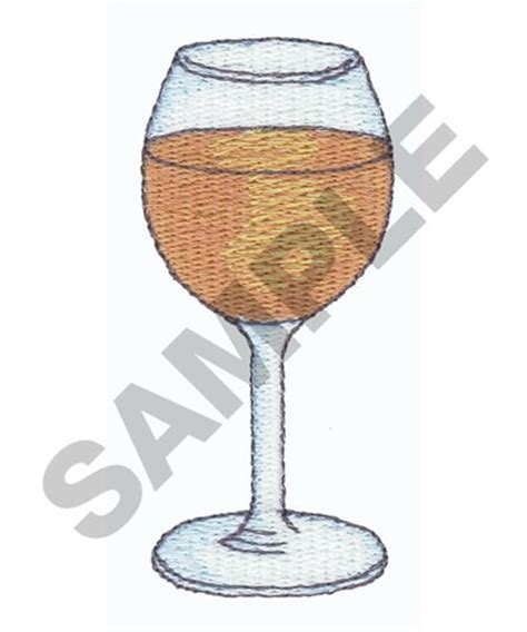 embroidery design wine glass foods embroidery design wine glass from great notions
