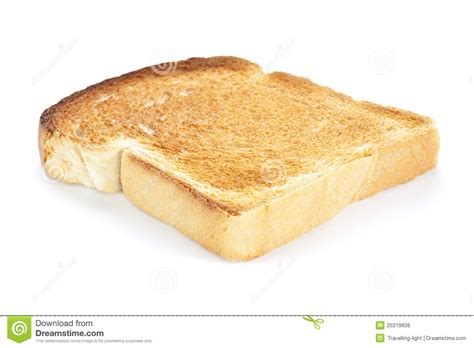 Travel Toaster Slice Of White Toast Royalty Free Stock Image Image