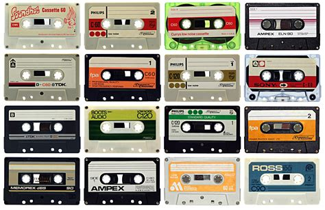 audio cassette sixteen audio cassettes free stock photo domain