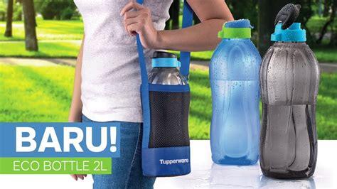 Tupperware Eco 1 Liter tupperware 2l eco bottle