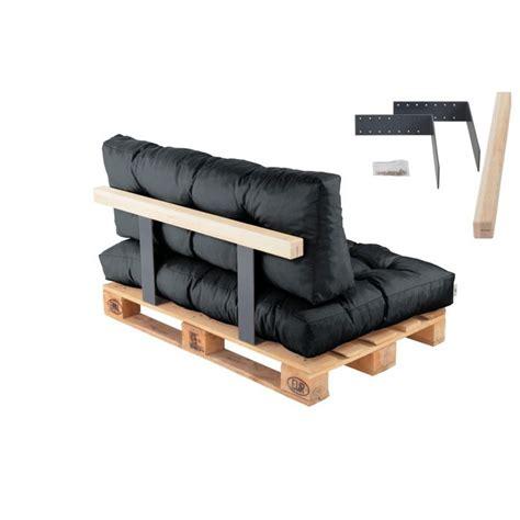 sofa eine lehne r 252 ckenlehne f 252 r palettenkissen 110 cm lehne
