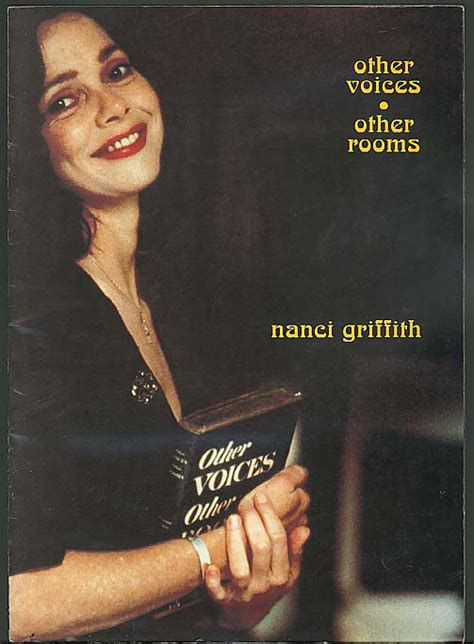 Nanci Griffith Other Voices Other Rooms by Nanci Griffith Other Voices Other Rooms Program 1993