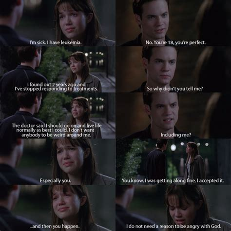 A To Remember the award landon from a walk to remember