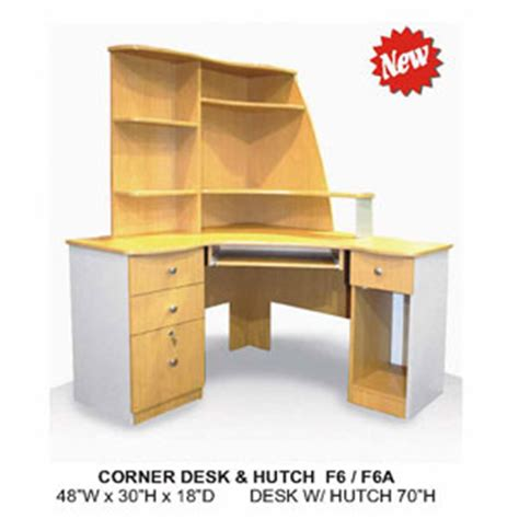 custom made computer desk s custom made corner desk hutch