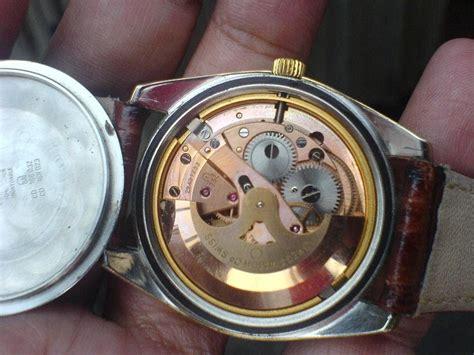 0 Jam Rolex Balok Besar jam tangan kuno omega seamaster gold capped cal 752 sold