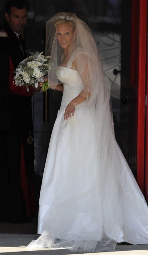 Wedding Dress Zara by Zara Phillips Wedding Dress Beatus Vir