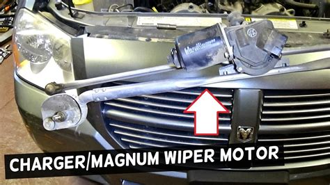windshield wiper repair on 1983 dodge truck youtube dodge charger windshield wiper motor replacement dodge magnum youtube