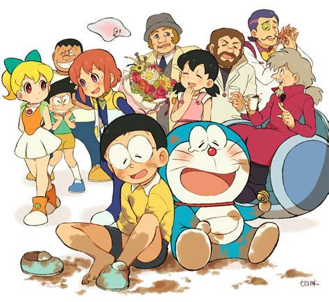 doraemon zerochan anime image board