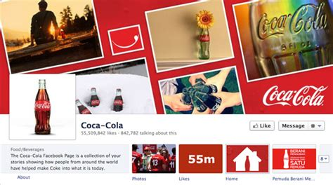 si鑒e social coca cola coca cola s use of social media the coca cola company