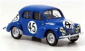 Www Renault Au Renault 4cv Miniature No 45 Vernet Le Mans 1950 Ixo 1 43
