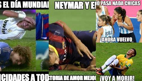 imagenes memes neymar neymar y el d 237 a del teatro caen v 237 ctimas de los memes fotos