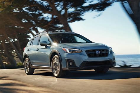 subaru crosstrek 2018 subaru crosstrek gets small price increase motor trend